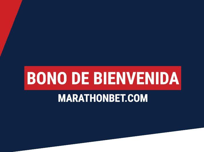 bono de bienvenida marathonbe . com