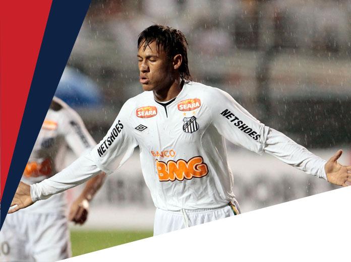 neymar copa libertadores