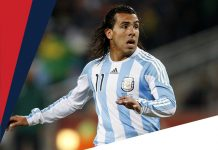 Tevez consiguió uno de los mayores contratos del fútbol mundial