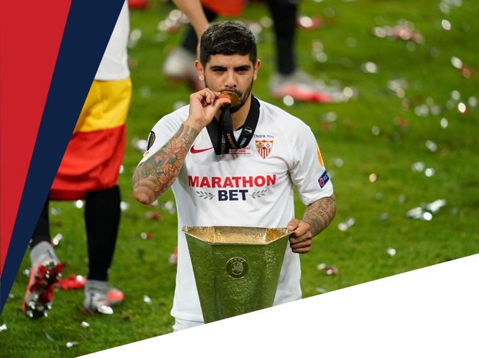 Banega campeón Europa League con Marathonbet