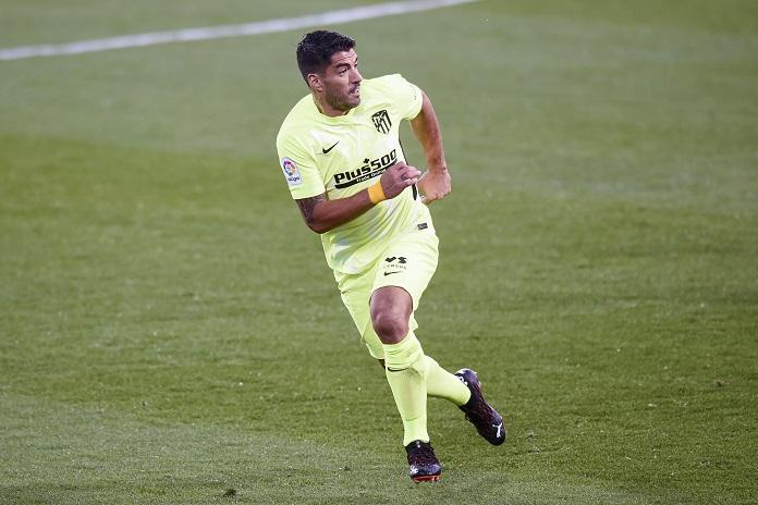 Luis Suárez, uno de los grandes exponentes del fútbol del Uruguay en la Liga española