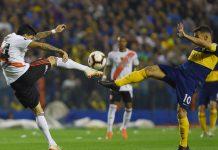 Boca Juniors - River Plate.