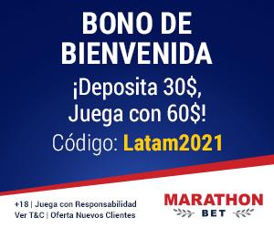 Bono de Bienvenida 2021