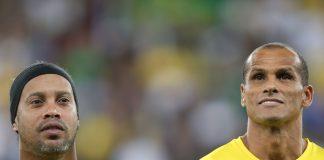 Ronaldinho & Rivaldo