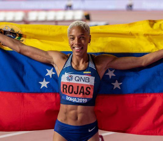 atletas venezolanos